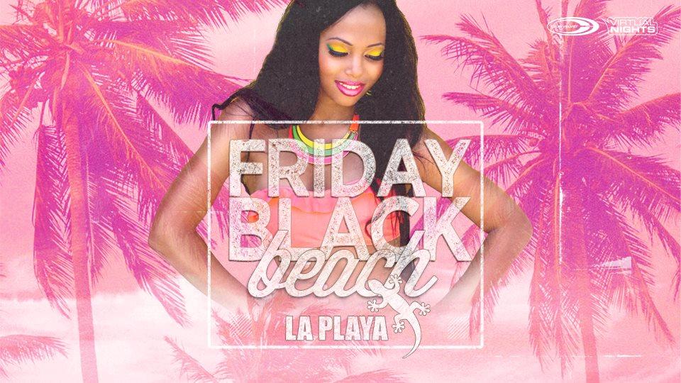 Friday Black Beach 02.09.16