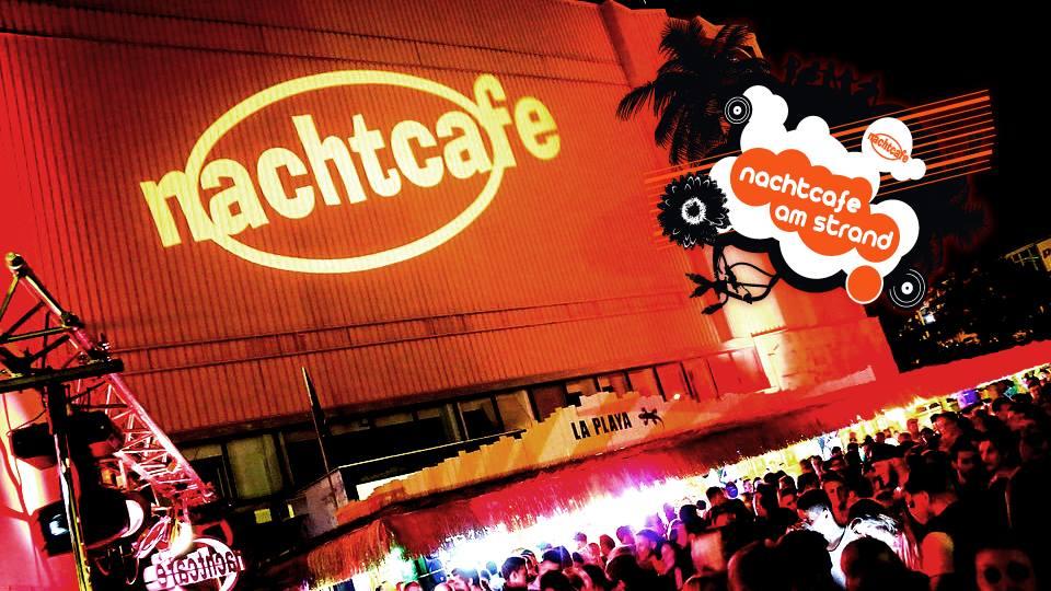 Nachtcafe am Strand 29.07.16