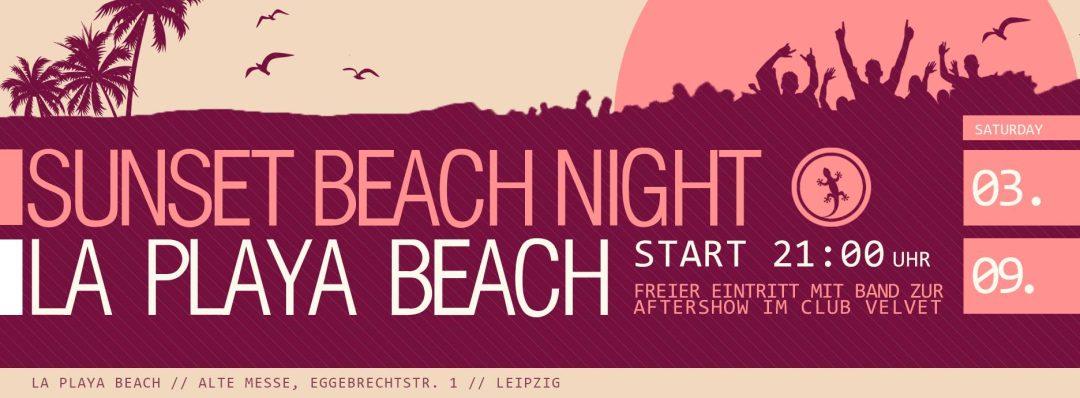 Sunset Beach Night 03.09.16