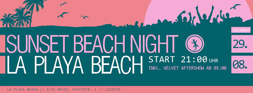 sunset beach 29.08.15